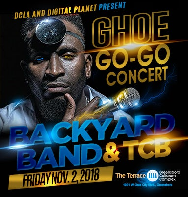 Aggie Homecoming Go-Go Concert with BackYard Band & TCB ...