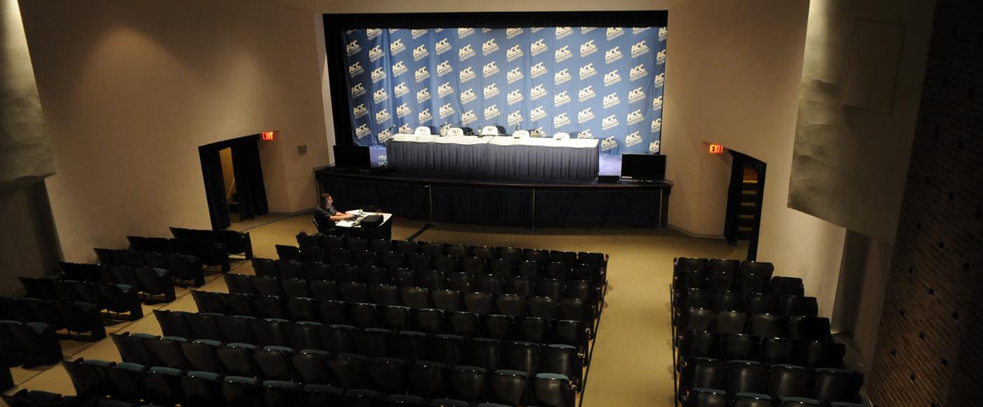 News 2 Greensboro >> Odeon Theatre   Greensboro Coliseum Complex