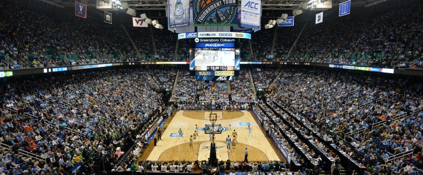 Greensboro Coliseum | Greensboro Coliseum Complex