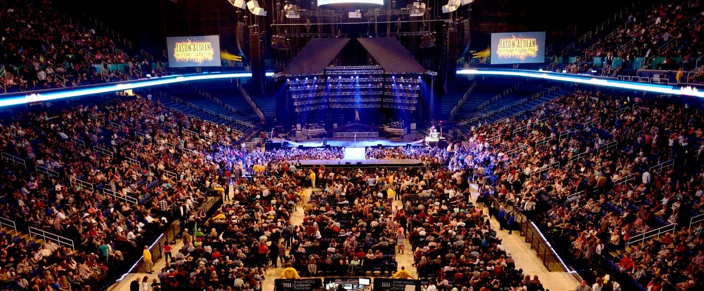 Greensboro Coliseum | Greensboro Coliseum Complex on coliseum chicago il, coliseum jackson ms, coliseum madison wi,
